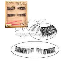 Накладные ресницы на трех магнитах Kylie Cosmetics с пинцетом, MA-18