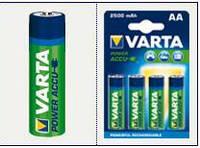Аккумулятор пальчиковый Varta AA 2400 Ready 2 Use