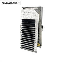 """Ресницы на ленте микс """"Nagaraku"""", 16 лент"""