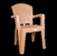 Кресло irak plastik aspendos тик