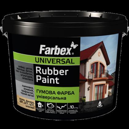 Краска резиновая Farbex 12л, фото 2