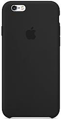 Чехол накладка xCase на iPhone 6/6s Silicone Case черный