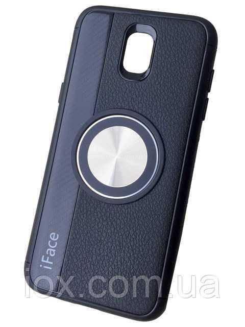 Силіконовий чохол-накладка iFace з магнітом для автотримача Samsung Galaxy J530