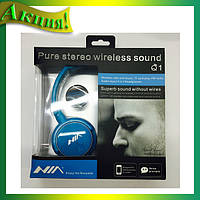 Наушники Bluetooth NIA Q1!Акция