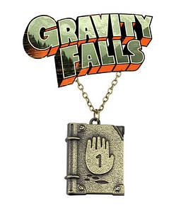 Кулон Гравити Фолз Gravity Falls Дневник Билла