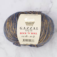 Пряжа Rock'n`Roll Gazzal 13184 (Рок-н-ролл Газзал)