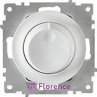 Светлорегулятор диммер Florence 1Е42001300 белый