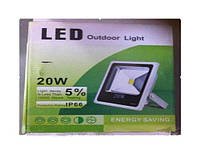 LED лампа Outdoor Light 20W 6620