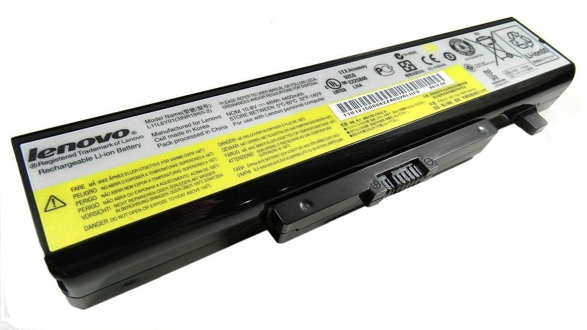 Аккумулятор к ноутбуку Lenovo L11L6Y01 10.8V 4400mAh 6cell Black (series V-B-M-E)