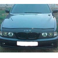 Дефлектор капота, мухобойка BMW 5 E39 (96-04) VIP
