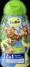 Дитячий шампунь Saubär  2in1 Shampoo + Dusche