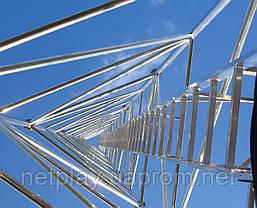 Башня алюминиевая 18 метров, фото 3