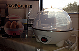 Яйцеварка электрическая Egg Poacher (Ег Почер), фото 3