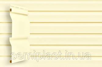 Сайдинг виниловый Grand Line Ванильный 3600 х 224 х 1,1 мм