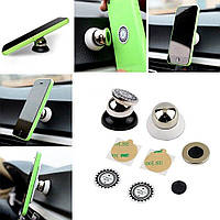 Магнитный держатель для телефона, крепление, подставка., фото 1