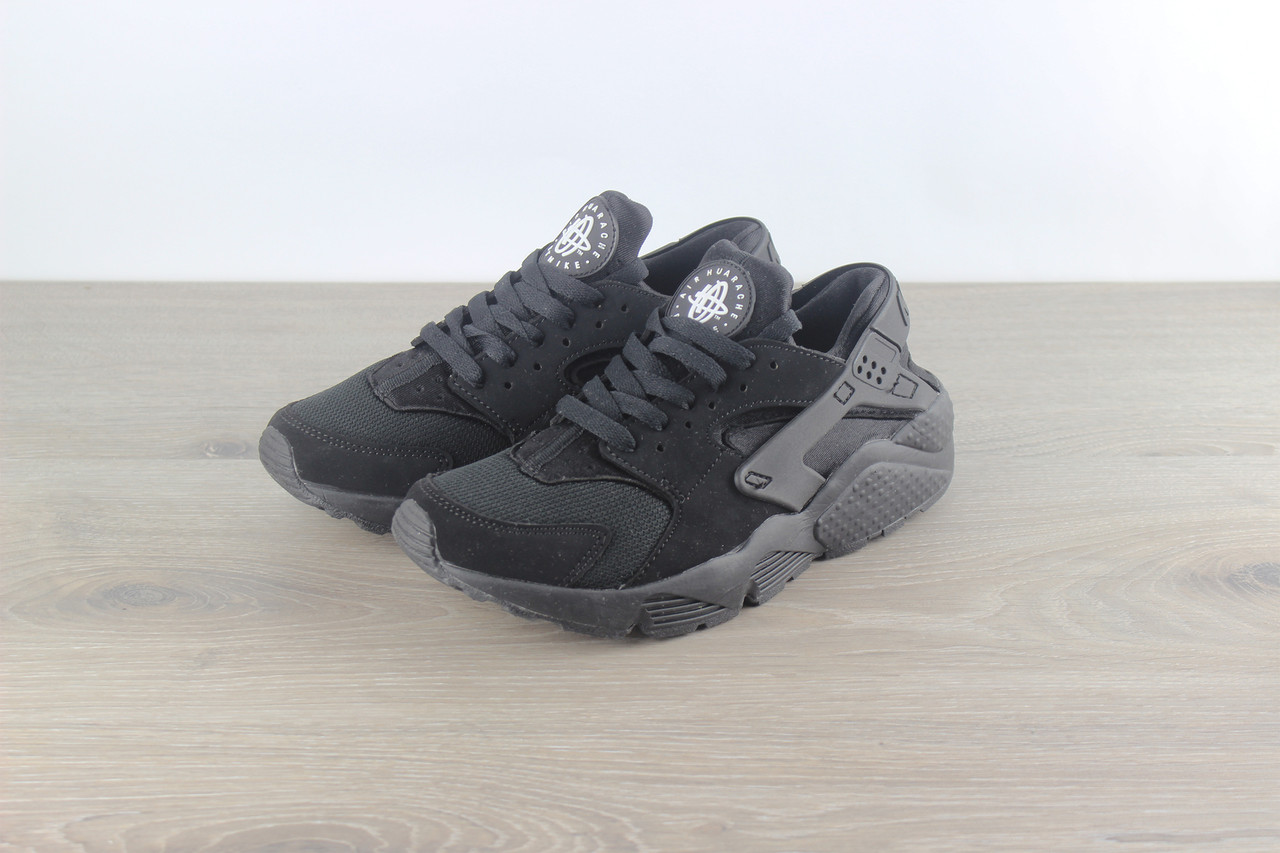 57fd13885 Nike Air Huarache Black - Siwer - Интернет-магазин обуви и одежды. Найди  свой