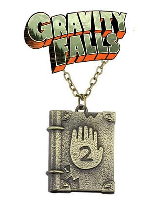Кулон Гравити Фолз Gravity Falls Дневник Билла   2
