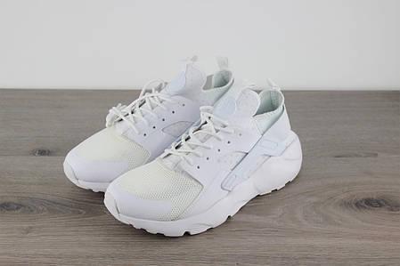 f938847d Женские кроссовки Nike Air Huarache Ultra White (Топ реплика ААА+), фото 2