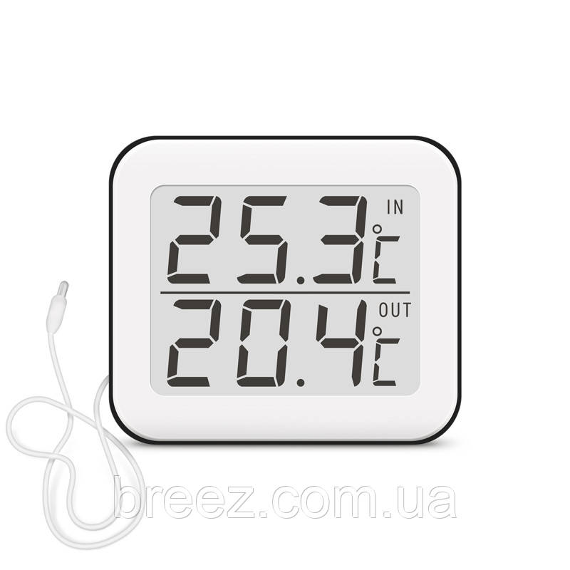 Цифровой термометр и гигрометр Т-10