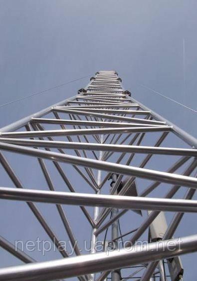 Башня алюминиевая 21 метр