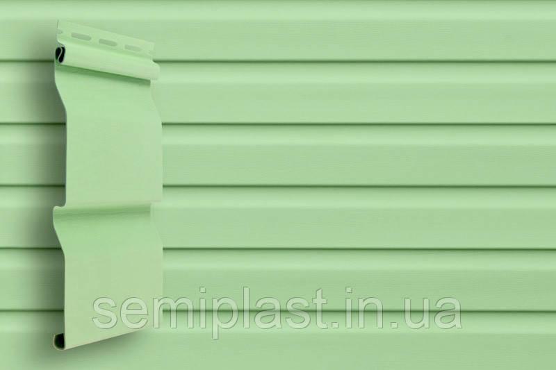 Сайдинг виниловый Grand Line Салатовый 3600 х 224 х 1,1 мм