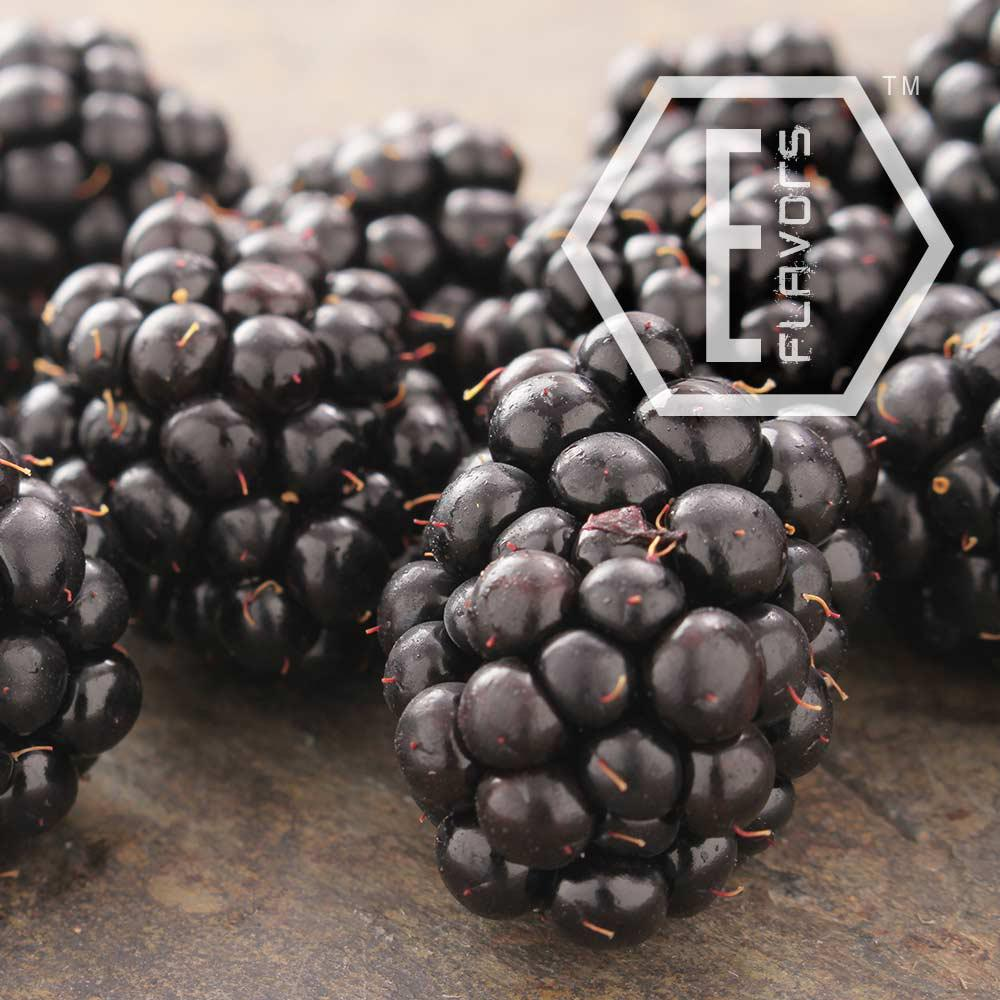 E-Flavors Blackberry Flavoring Concentrate (ежевика) 15 мл