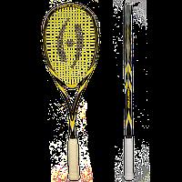 Ракетка для сквоша Harrow Spark Jonathon Power Signature Edition, Black/Yellow