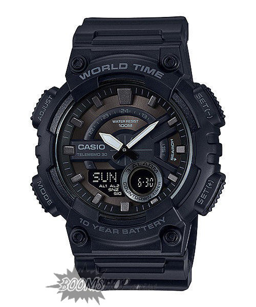 Casio AEQ-110W-1B - купить наручные часы  цены, отзывы ... bf60e1ad492