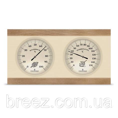 Термо-гигрометр для сауны ТГС исп. 4, фото 2