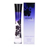Женская парфюмированная вода Giorgio Armani Armani Code women