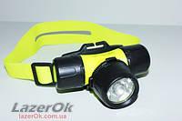 Подводный налобный фонарь 6800 - Оригинал!, фото 1