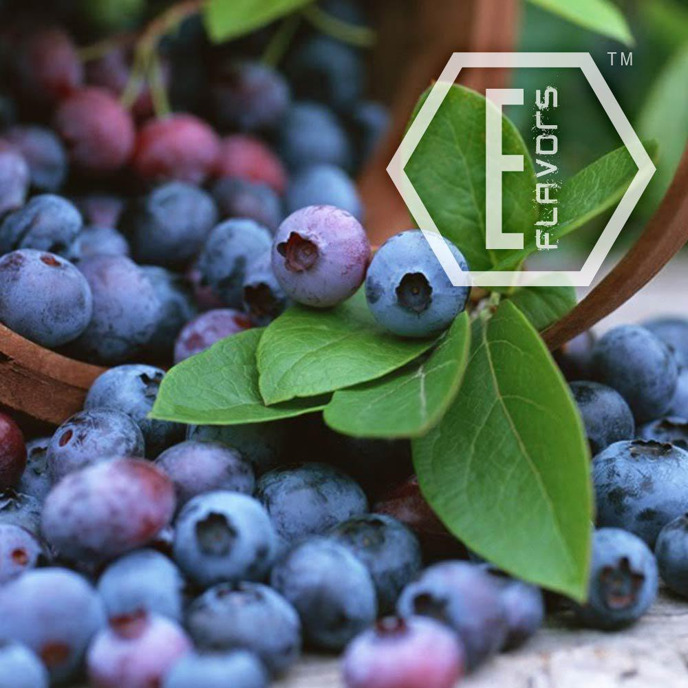 E-Flavors Blueberry (Wild) Flavoring Concentrate (голубика) 15 мл