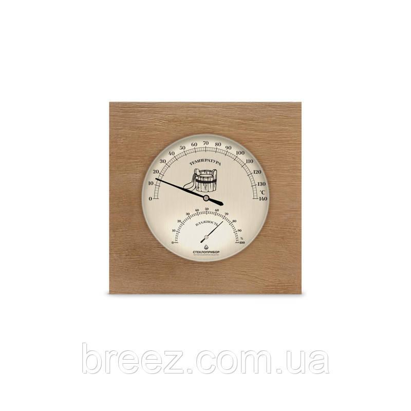 Термо-гигрометр для сауны ТГС исп. 6