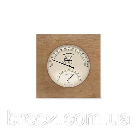 Термо-гигрометр для сауны ТГС исп. 6, фото 2