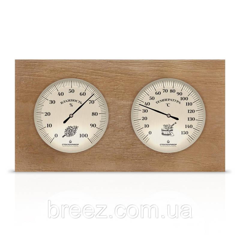 Термо-гигрометр для сауны ТГС исп. 7