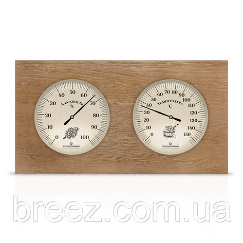 Термо-гигрометр для сауны ТГС исп. 7, фото 2