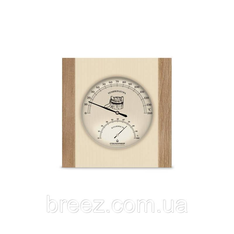 Термо-гигрометр для сауны ТГС исп. 3