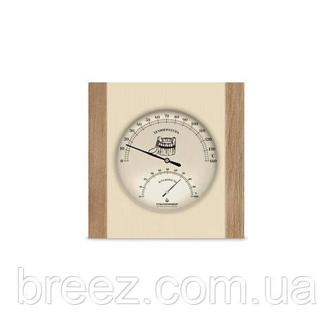 Термо-гигрометр для сауны ТГС исп. 3, фото 2
