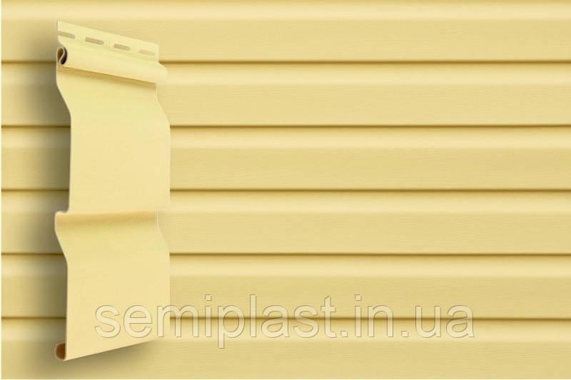 Сайдинг виниловый Grand Line Золотой песок 3600 х 224 х 1,1 мм