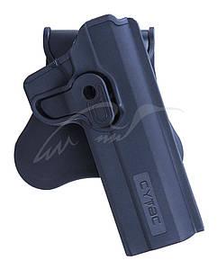 Кобура Cytac для Colt 1911 вращающаяся ц:черный