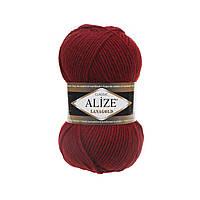 Alize lanagold 538 - темно-красный