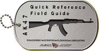 Брелок Real Avid AK47 Field Guide