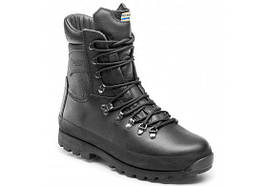 Берцы военные Alt-Berg Defender Boots Combat High Liability - Черные