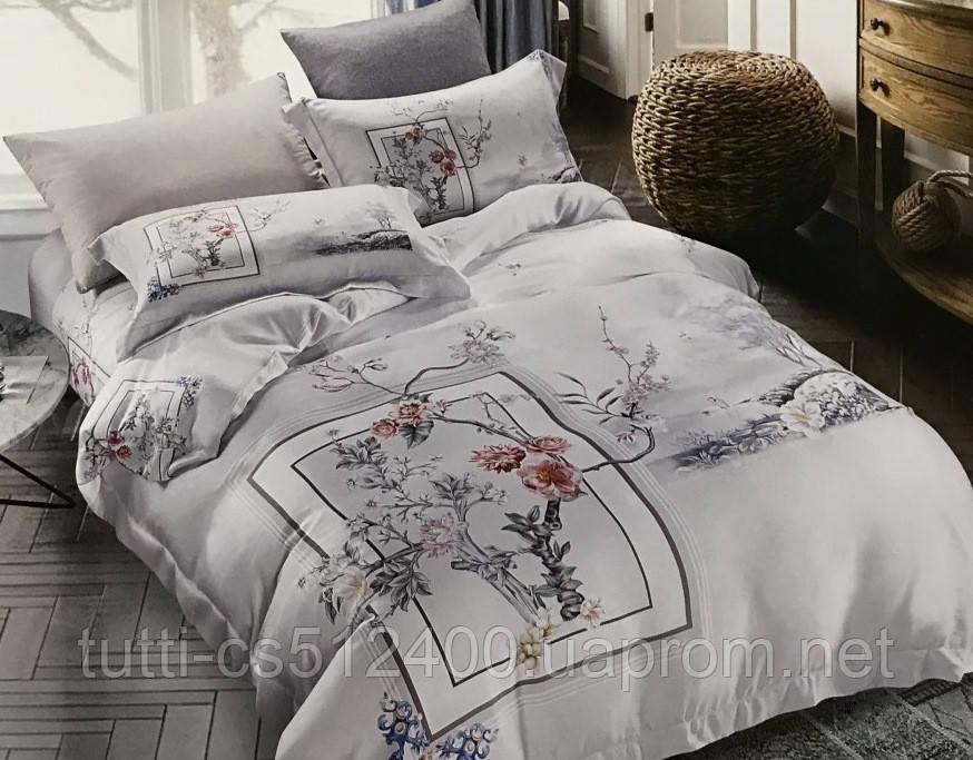 Комплект постельного белья Tencel lux 09930