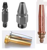 Расходные материалы для газовой резки