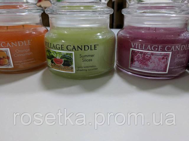 аромасвічки Village Candle
