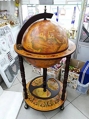 Глобус бар напольный 36 см