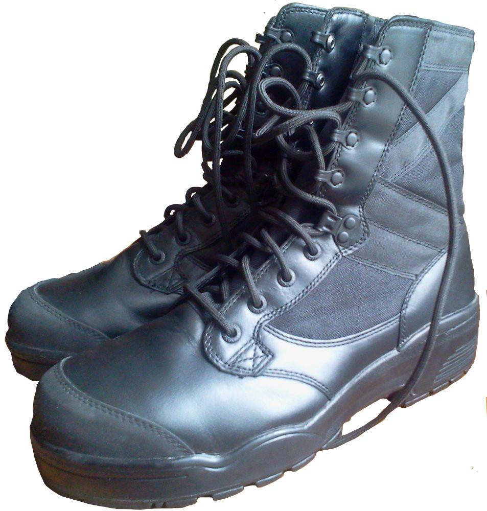 Берцы военные Magnum Amazon ST SP - Черные