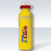 TREC Bidon MaxCarb Желтый цвет 700 ml  (уценка: маленькая потертость на логотипе см. фото в описании)