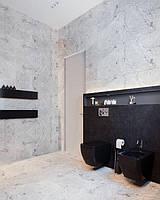Фото идеи для ванной комнаты. Цветная сантехника актуальный тренд.
